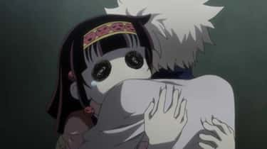 Killua & Alluka Zaoldyeck's Emotionally Complex Hug In 'Hunter X Hunter'