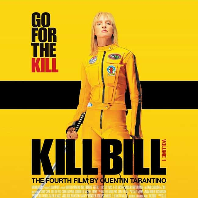 Kill Bill Volume 1 is listed (or ranked) 4 on the list Quentin Tarantino Movies, Ranked Best to Worst