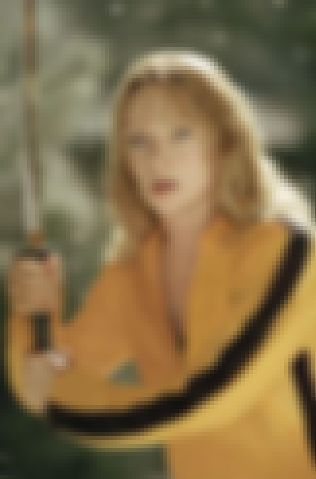 Kill Bill Volume 1 is listed (or ranked) 3 on the list Movies with the Most Hardcore Women