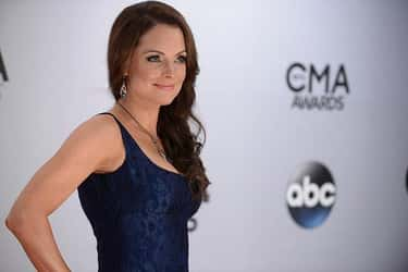 Kimberly Williams-Paisley is listed (or ranked) 2 on the list Celebrities Who Were in Alpha Phi