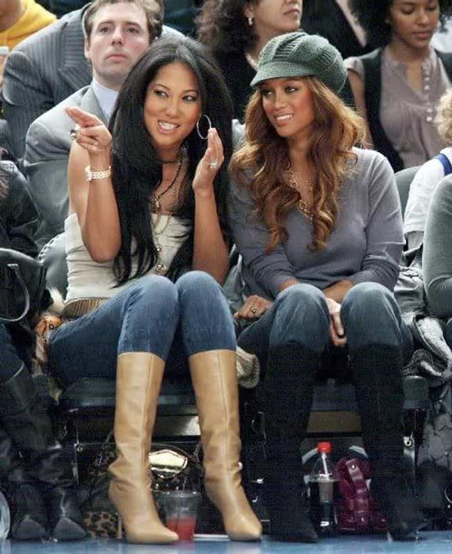 Kimora Lee Simmons is listed (or ranked) 1 on the list Famous Friends of Tyra Banks