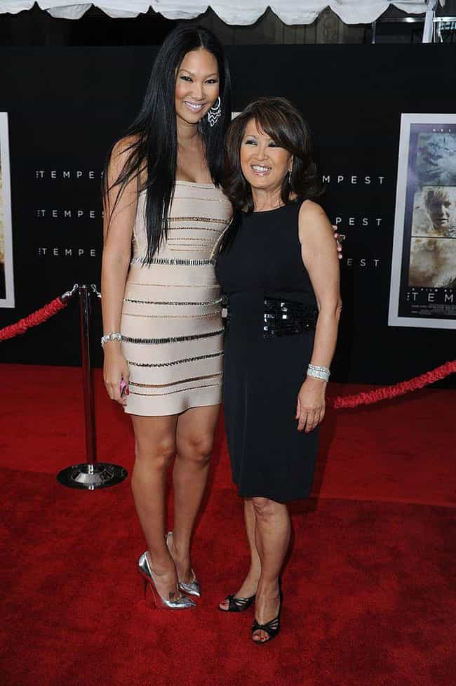 Kimora Lee Simmons is listed (or ranked) 3 on the list Hapa Celebrities Who Have One Asian Parent