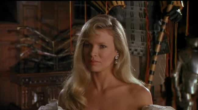 Kim Basinger is listed (or ranked) 3 on the list The Hottest Women from the Batman Movies