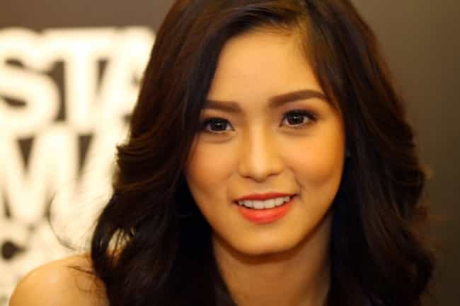 Kim Chiu is listed (or ranked) 1 on the list The Most Beautiful Filipino Actresses