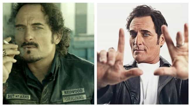 Kim Coates is listed (or ranked) 1 on the list What The Major Players On Sons Of Anarchy Are Up To Now