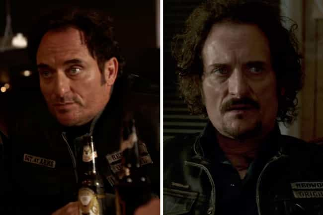 Kim Coates is listed (or ranked) 4 on the list How the Cast of Sons of Anarchy Aged from the First to Last Season