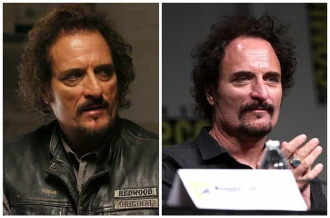 Kim Coates is listed (or ranked) 4 on the list What The Major Players On Sons Of Anarchy Are Up To Now