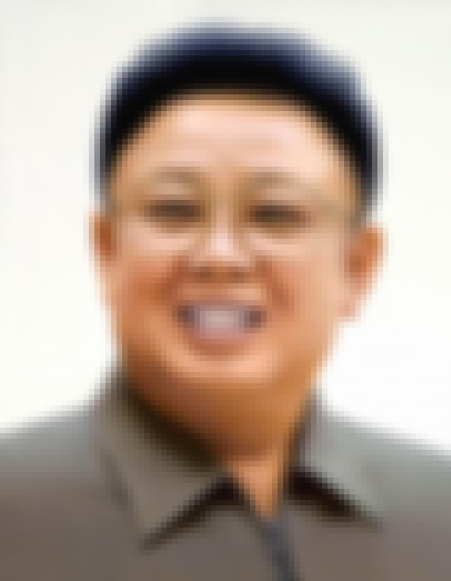 Kim Jong-il is listed (or ranked) 4 on the list Sexcapades of the World's Most Corrupt Leaders