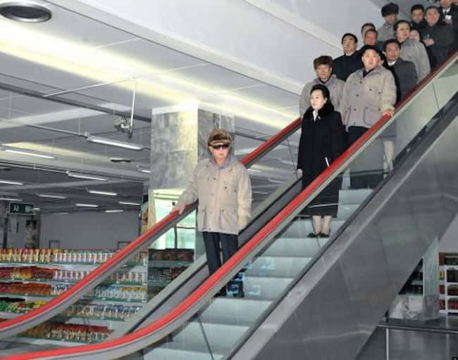 Kim Jong-il is listed (or ranked) 30 on the list The Last Known Photos of 52 Famous People
