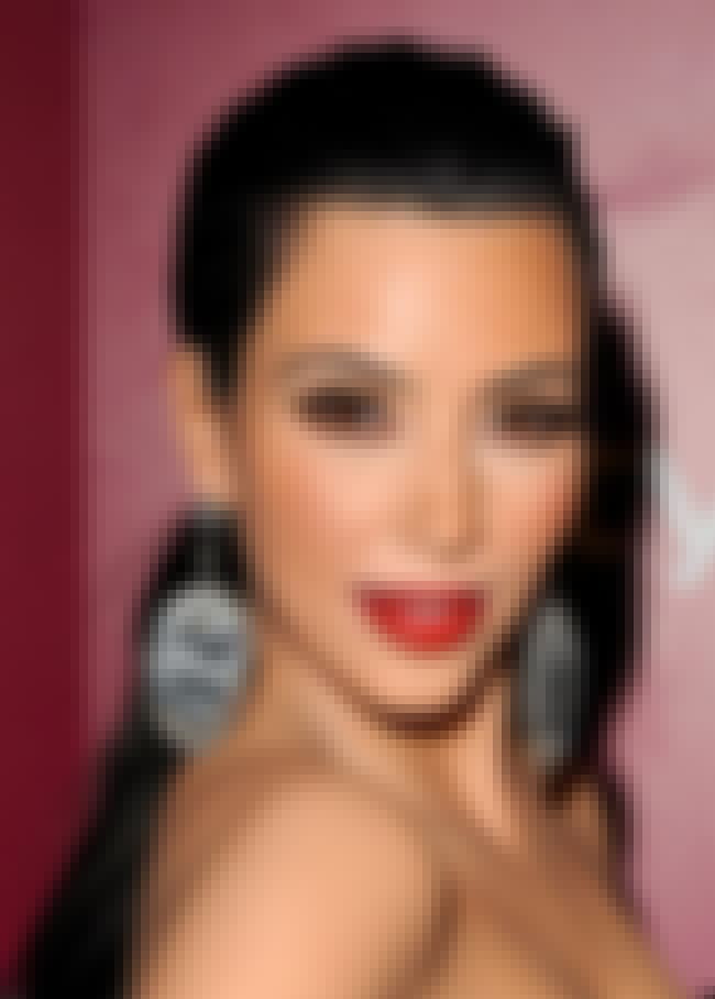 Kim Kardashian is listed (or ranked) 3 on the list The Most Blatant Celebrity Botox
