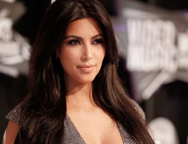 Kim Kardashian is listed (or ranked) 6 on the list Famous Female Models