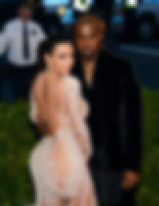 Kim Kardashian is listed (or ranked) 1 on the list Women Who Kanye West Has Dated