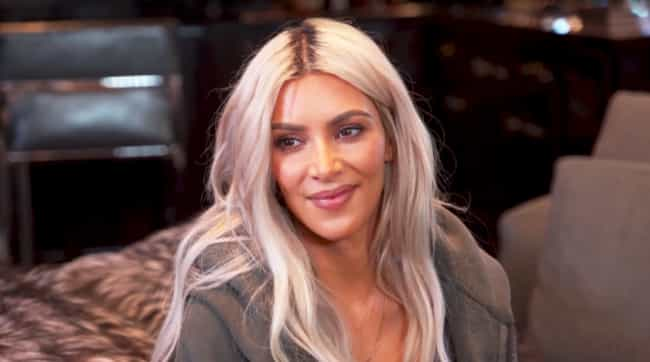 Kim Kardashian is listed (or ranked) 4 on the list 15 Celebrities Who Are Total Slytherins