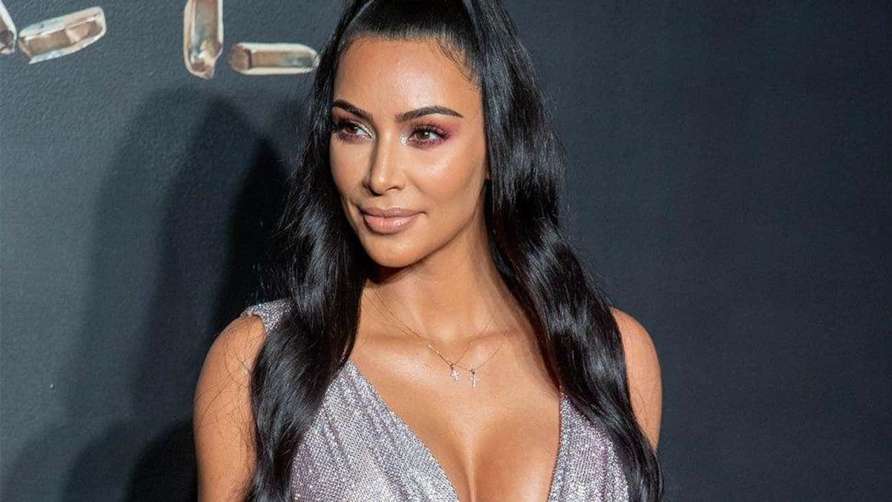 Kim Kardashian is listed (or ranked) 1 on the list Famous People with Rolls Royces