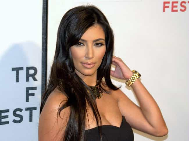 Kim Kardashian is listed (or ranked) 1 on the list Celebrities Who Were Cheated On