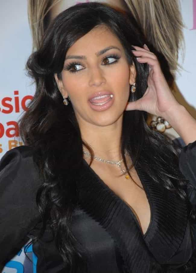 Kim Kardashian is listed (or ranked) 2 on the list Celebrities Who Went to Catholic School