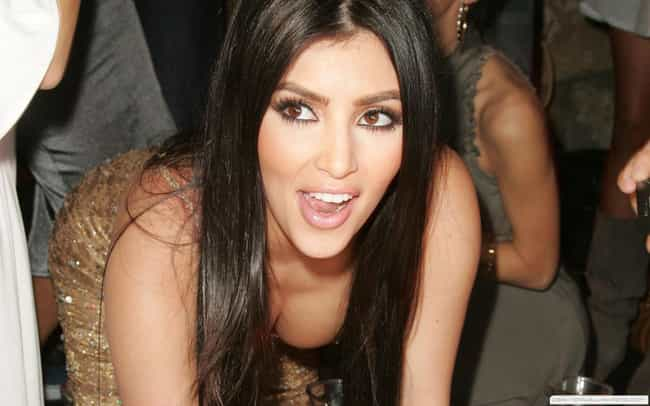 Kim Kardashian is listed (or ranked) 4 on the list Famous People of Scottish Descent