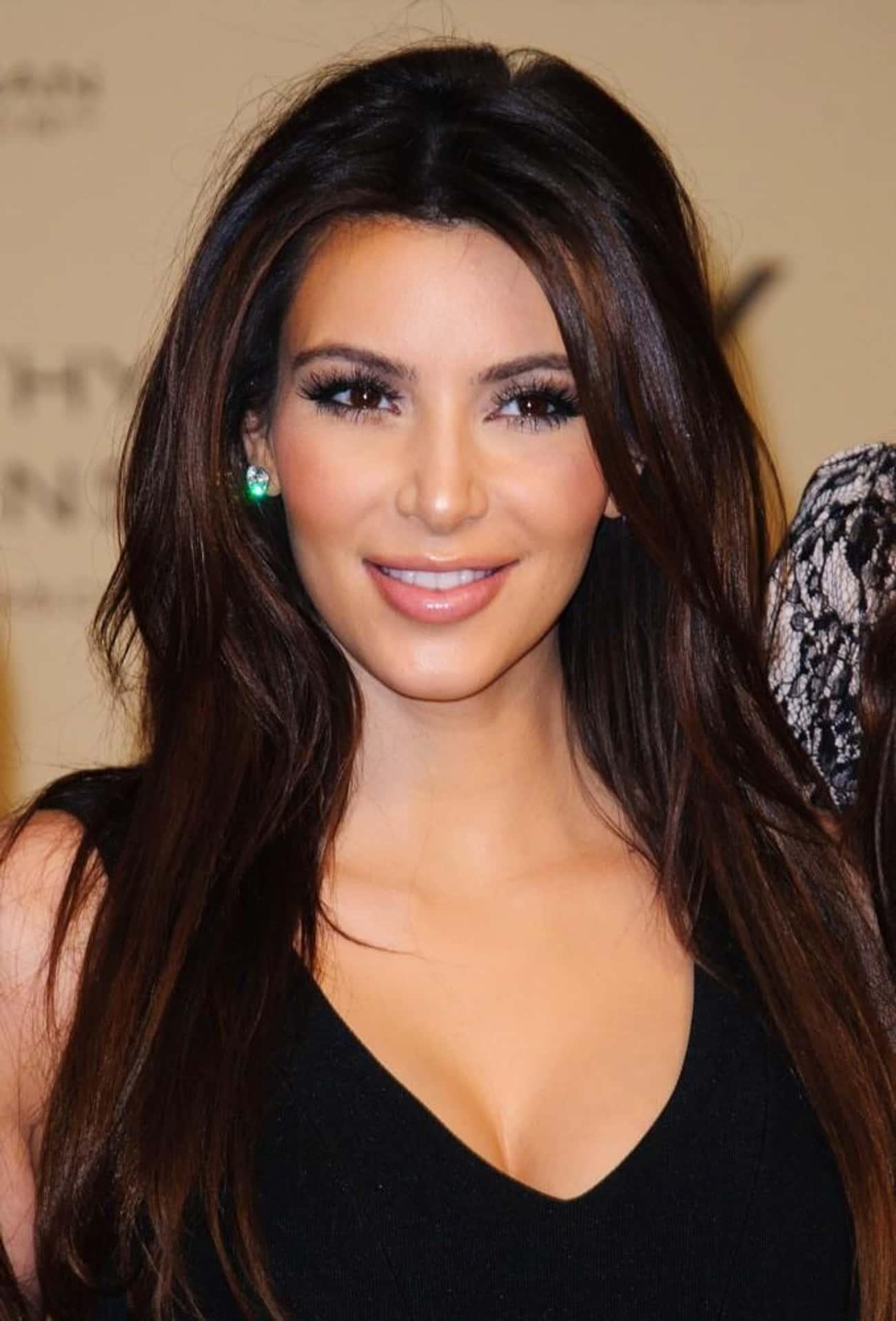 Kim Kardashian is listed (or ranked) 1 on the list Celebrities Who Had Lasik