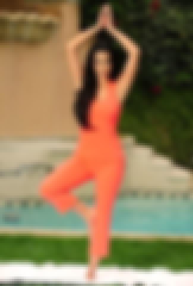 Kim Kardashian is listed (or ranked) 2 on the list 70+ Celebrities Who Do Yoga
