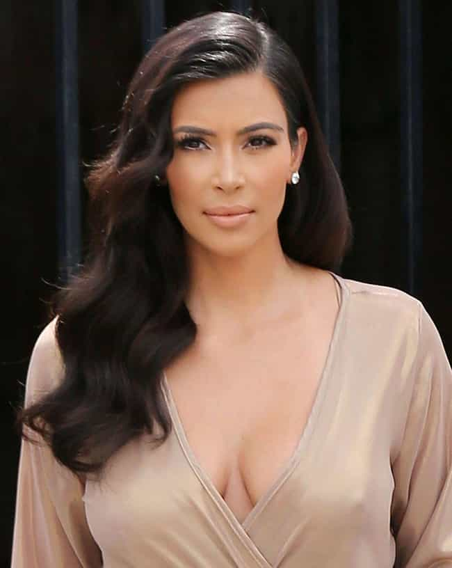 Kim Kardashian is listed (or ranked) 1 on the list 28 Celebrities Who Have Received Death Threats