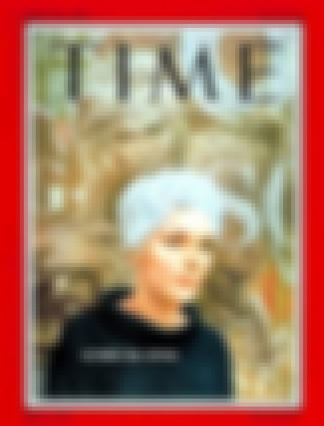 Kim Novak is listed (or ranked) 4 on the list The Most Powerful Time Covers
