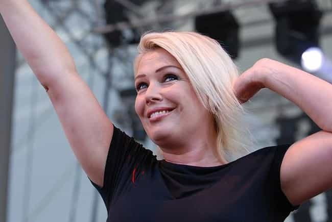 Kim Wilde is listed (or ranked) 1 on the list List of Famous Gardeners