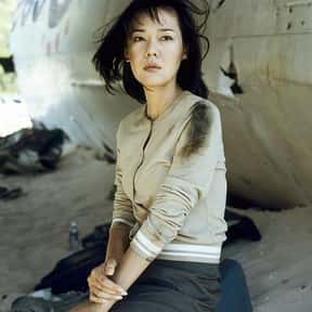 Yunjin Kim is listed (or ranked) 9 on the list EW.com's Wildly Underrated TV Actresses