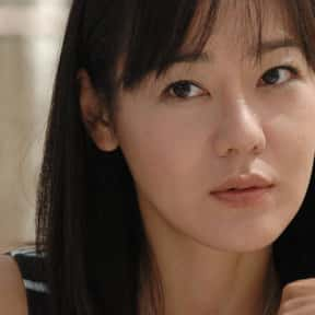 Yunjin Kim is listed (or ranked) 11 on the list Famous People From South Korea