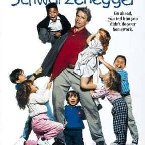 Kindergarten Cop is listed (or ranked) 6 on the list The Funniest Movies About Teachers