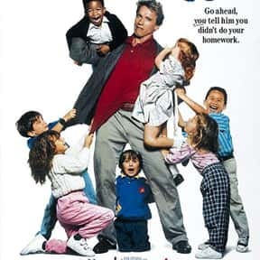 Kindergarten Cop is listed (or ranked) 8 on the list The Best Mother-Son Movies Ever Made