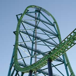 Kingda Ka is listed (or ranked) 6 on the list The Worst Amusement Park Rides To Get Stuck On