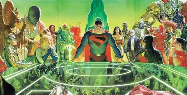 Kingdom Come is listed (or ranked) 2 on the list The Best Justice League Storylines in Comics