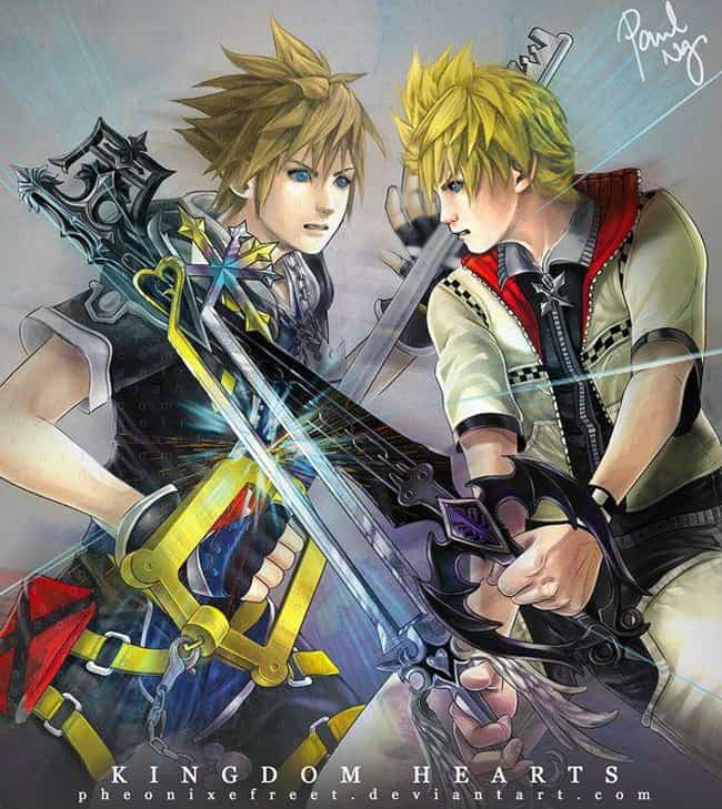 Kingdom Hearts is listed (or ranked) 3 on the list 11 Video Games That Should Get Anime Adaptations