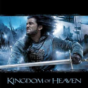 Kingdom of Heaven is listed (or ranked) 2 on the list The Best Medieval Movies