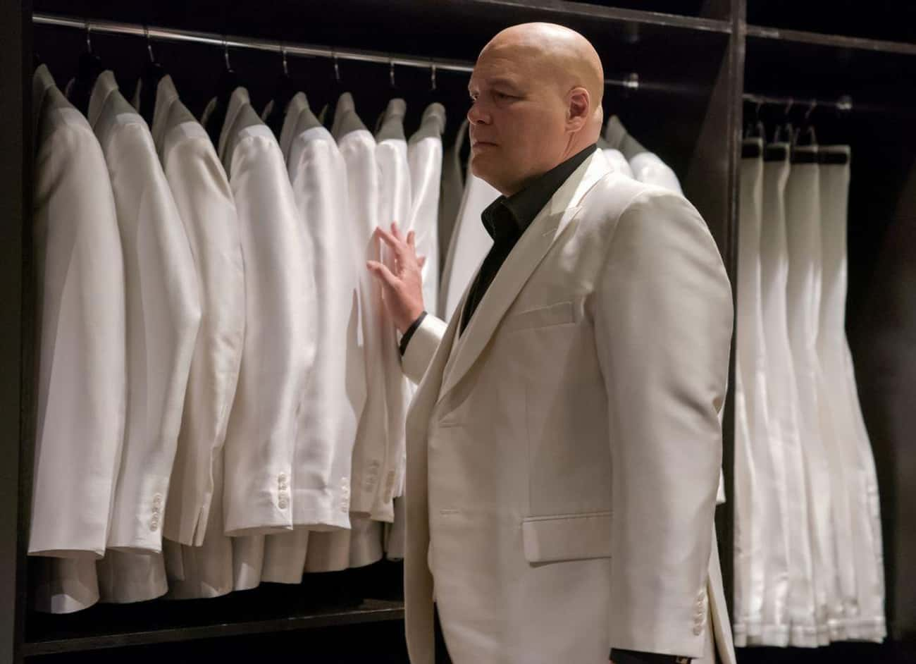 The Kingpin Should Confront That Other Red-Clad Superhero From New York