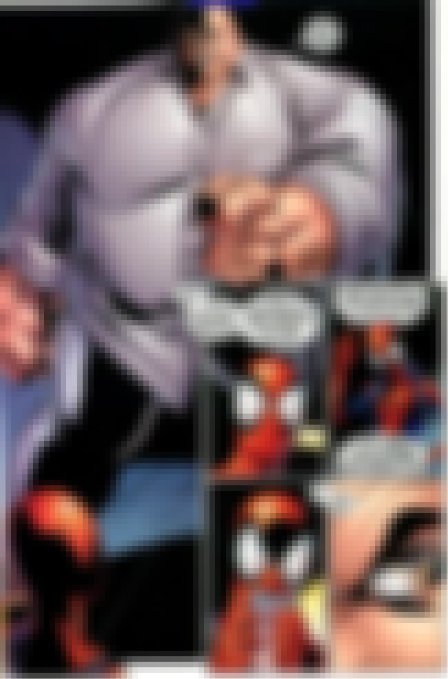 Kingpin is listed (or ranked) 1 on the list The Best Overweight Characters in Comics