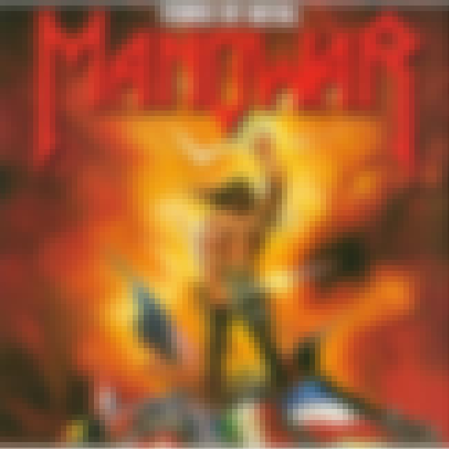 Kings of Metal is listed (or ranked) 4 on the list The Best Manowar Albums of All Time