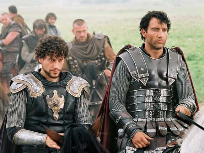 King Arthur is listed (or ranked) 2 on the list Pretty Good Movies About Ancient Rome