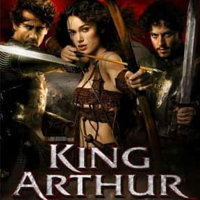 King Arthur is listed (or ranked) 14 on the list The Best Medieval Movies