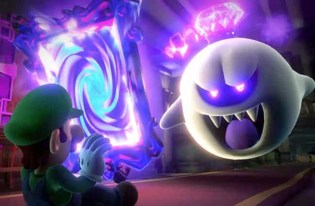 King Boo is listed (or ranked) 1 on the list The Spookiest Bosses In 'Luigi's Mansion 3'