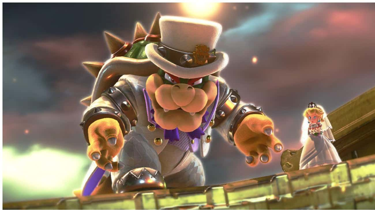 Bowser Basically Stalks Prince is listed (or ranked) 2 on the list Video Game Characters You Never Noticed Were Total Sexual Deviants