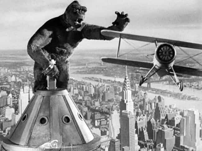 King Kong is listed (or ranked) 2 on the list The Best Kaiju Movies That Don't Have Godzilla In Them