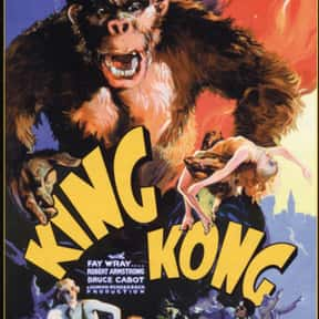 King Kong is listed (or ranked) 9 on the list The Greatest Classic Sci-Fi Movies