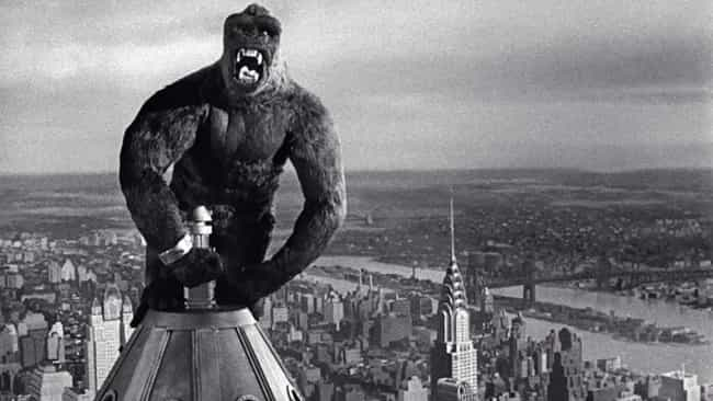King Kong is listed (or ranked) 3 on the list 15 Movies Where Humans Are The Real Monsters