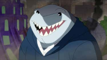 King Shark is listed (or ranked) 2 on the list The Best Characters OnDC Universe's 'Harley Quinn'