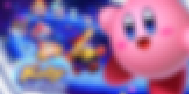 Kirby is listed (or ranked) 4 on the list Which Nintendo Character Are You Based On Your Zodiac Sign?