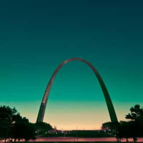 St. Louis is listed (or ranked) 12 on the list The Best US Cities for Architecture