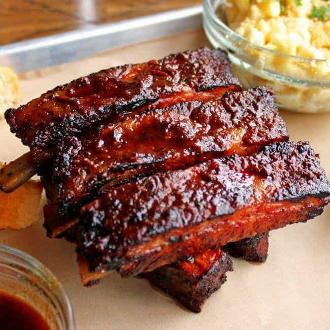 St. Louis is listed (or ranked) 4 on the list What Region Makes the Best Style of Barbecue?