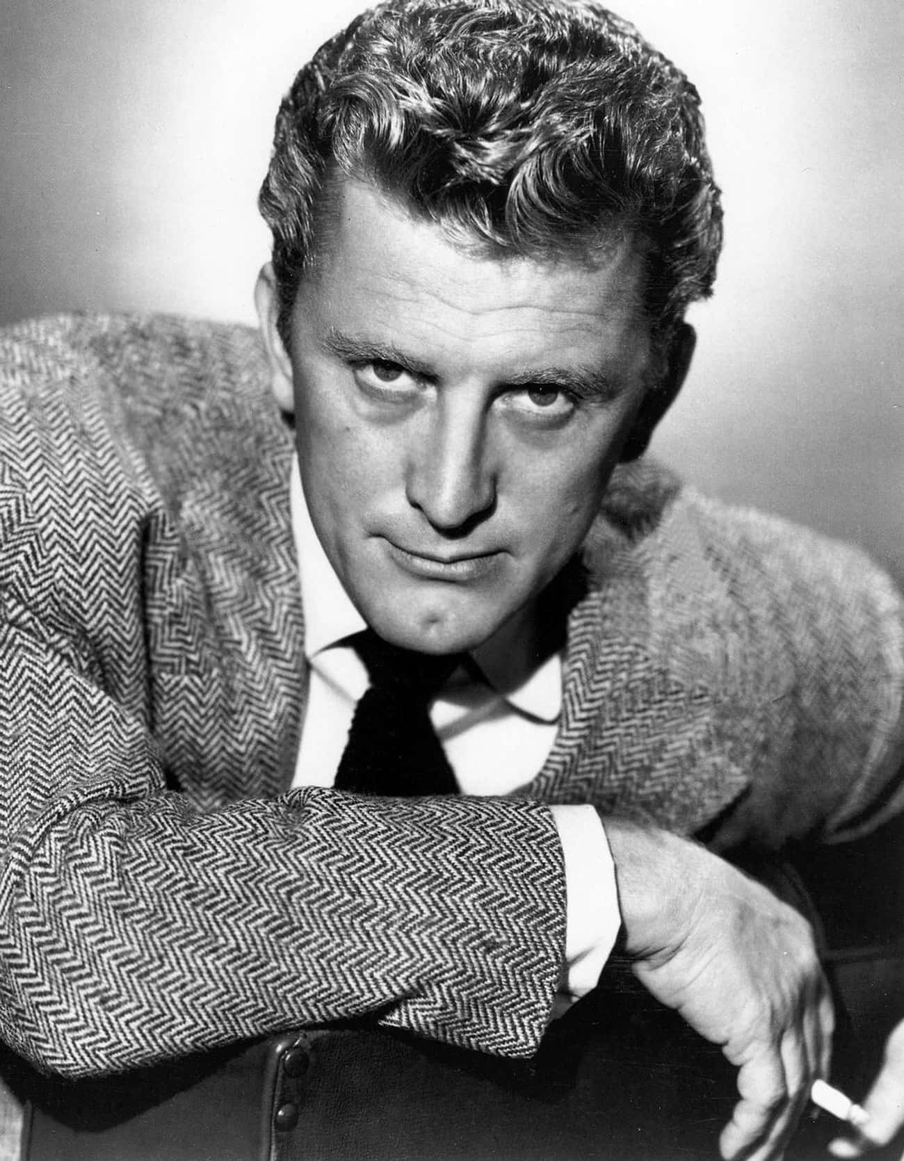 Kirk Douglas is listed (or ranked) 4 on the list Celebrities Who Made Huge Donations To Colleges