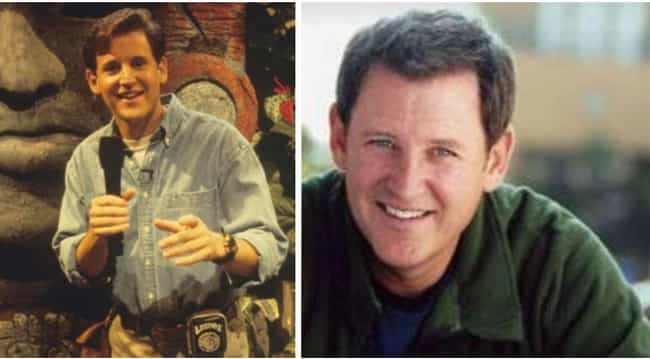 Kirk Fogg is listed (or ranked) 4 on the list '90s Nickelodeon Game Show Hosts: Where Are They Now?